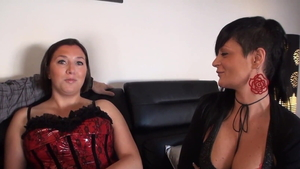 Chubby mature goes in for slamming hard HD