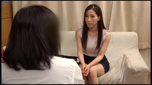 Creampied large tits japanese in HD
