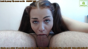 Beautiful redhead cowgirl fuck HD