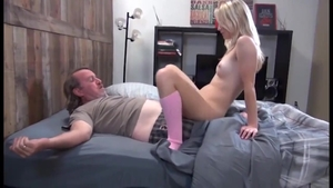 Hard nailining in the company of big ass amateur