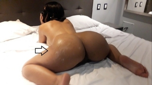 Creampied super hot colombian in HD