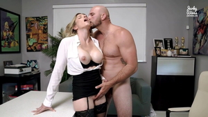 European Cory Chase ass licking