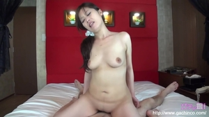 Asian creampie HD