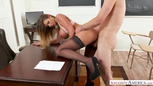 Rough the best sex in the company of Brooklyn Chase