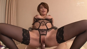 Big boobs asian brunette fucking in HD