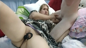 Fucking together with super hot mature