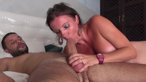 Dirty Caroline Tosca feels the need for good fucking