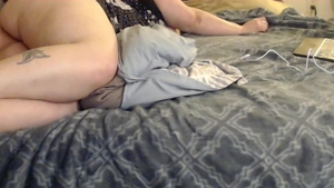 Large boobs BBW hard playing with sex toys moaning HD