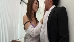 Young Mao Saitou ass pounding