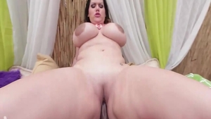 Young slut Angelina Castro wishes hard ramming