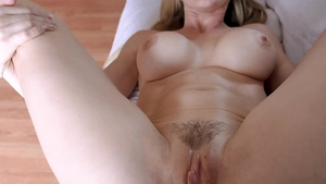 Nailing escorted by large tits mature Cory Chase