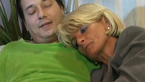 Raw ramming hard accompanied by nice german MILF