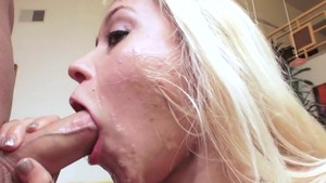 Pornstar Marsha May wants cum on face in HD