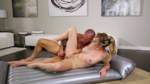 Brett Rossi massage sex scene