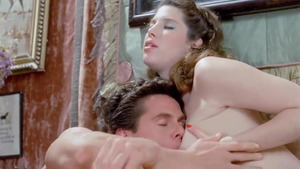 Perfect Siobhan Hunter in tandem with Jamie Gillis raw orgy