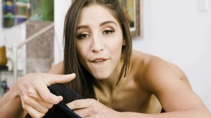 Pussy fucking along with pornstar Abella Danger in HD